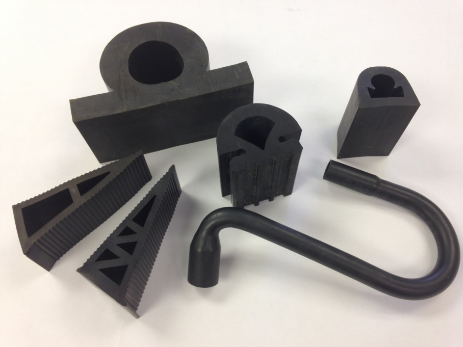 Extruded Rubber Profiles and Shapes