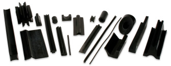 Rubber Rods