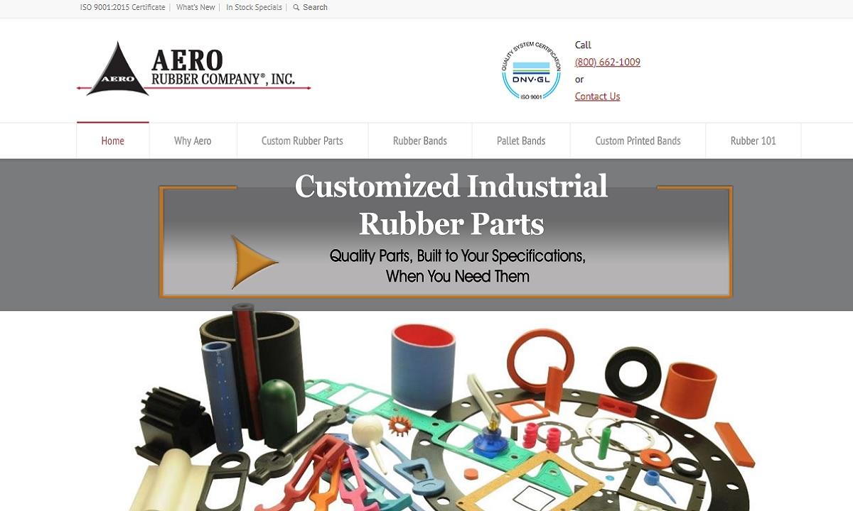 Aero Rubber Company, Inc.