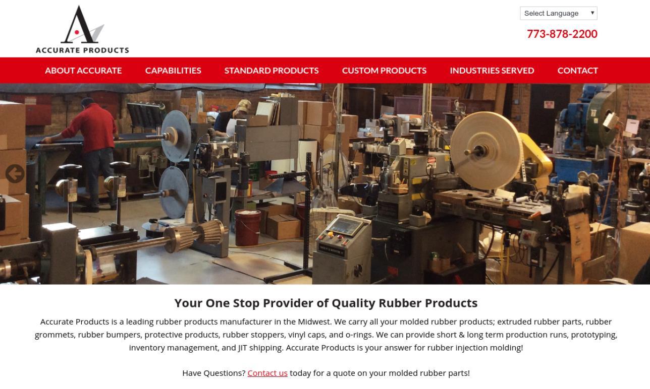Accurate Rubber Corporation