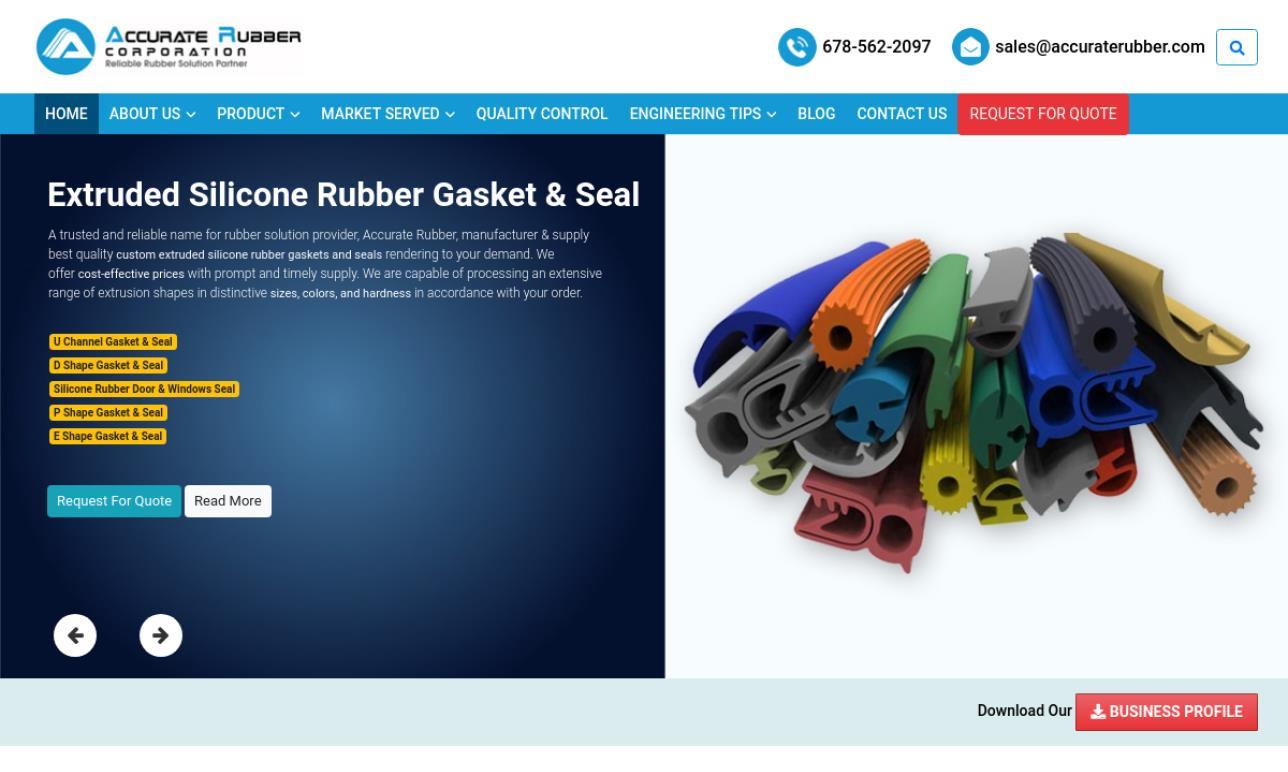 Accu-Seal Rubber, Inc.