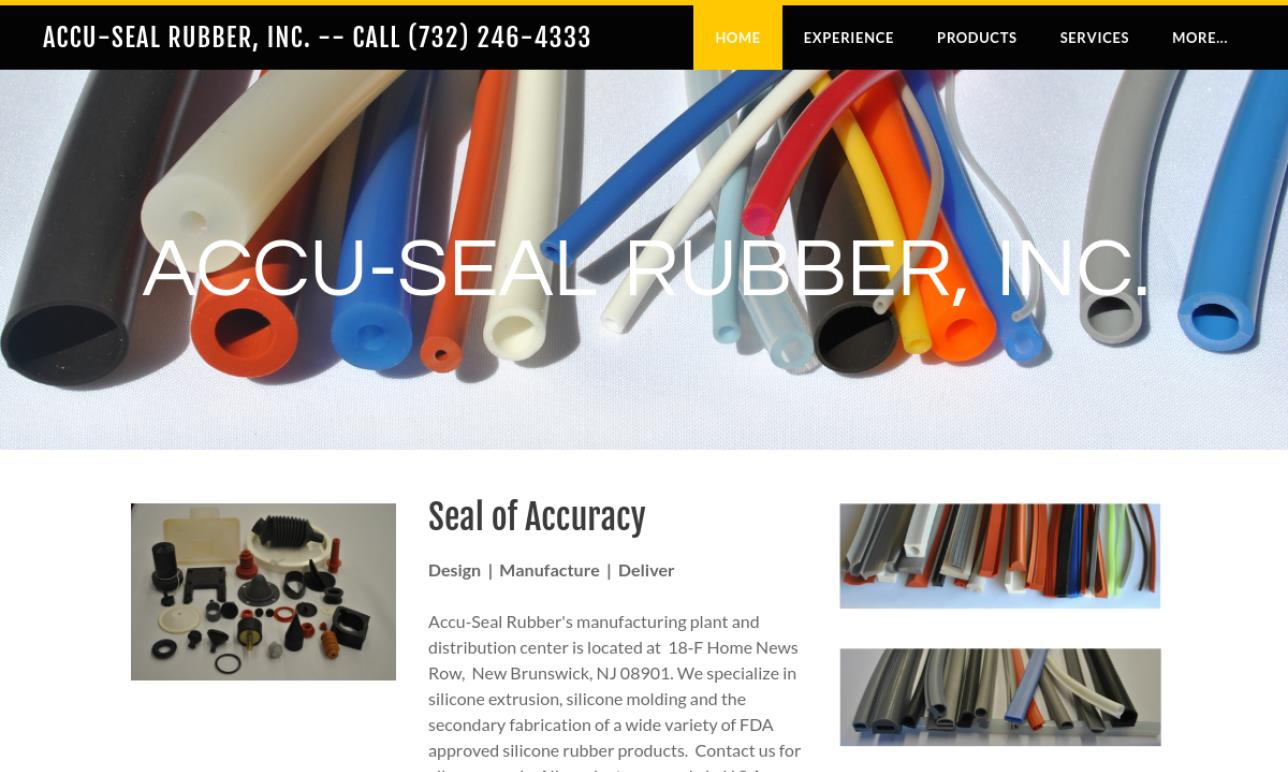 Accurate Elastomer Products, Inc.