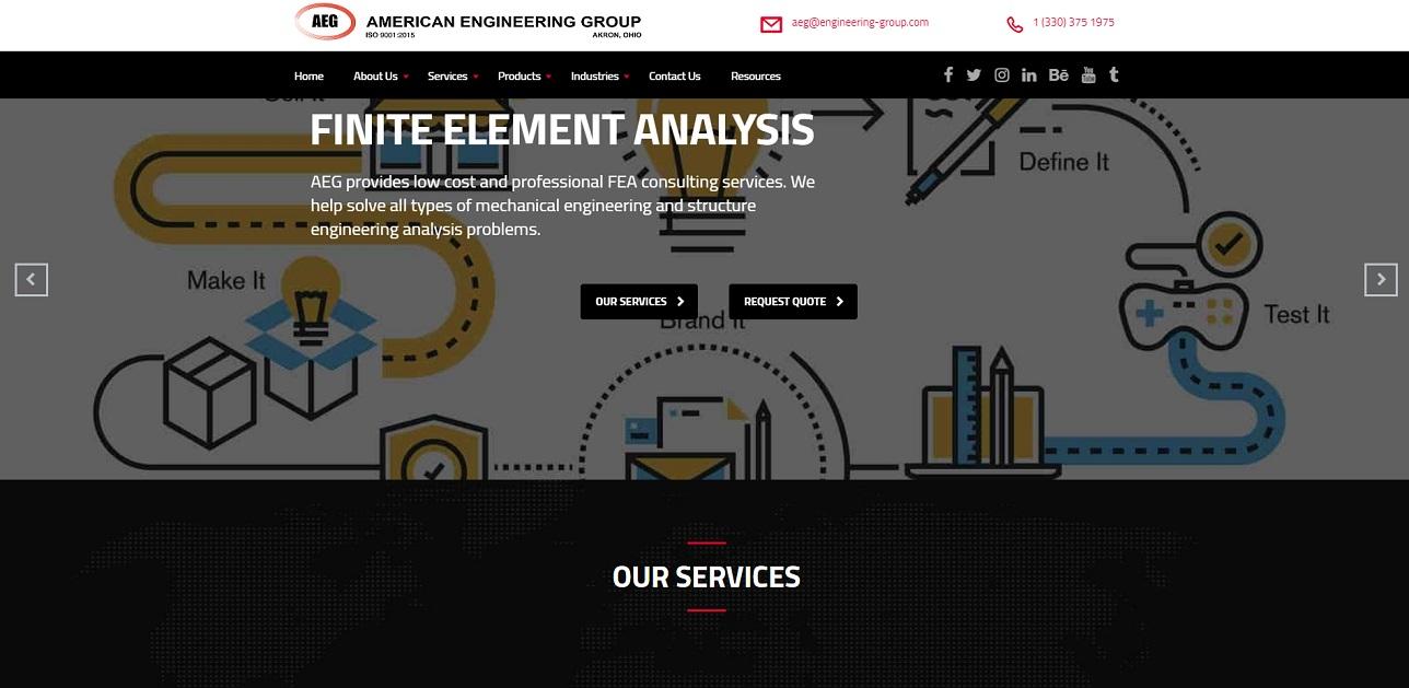 American Engineering Group LLC