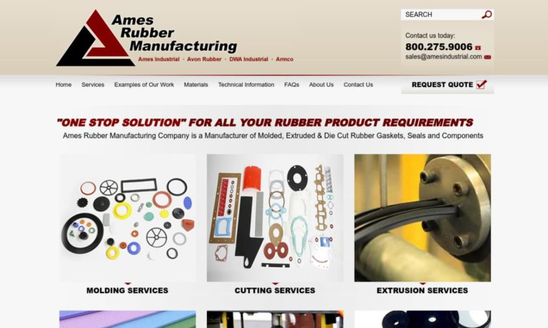 Ames Rubber Manufacturing Company