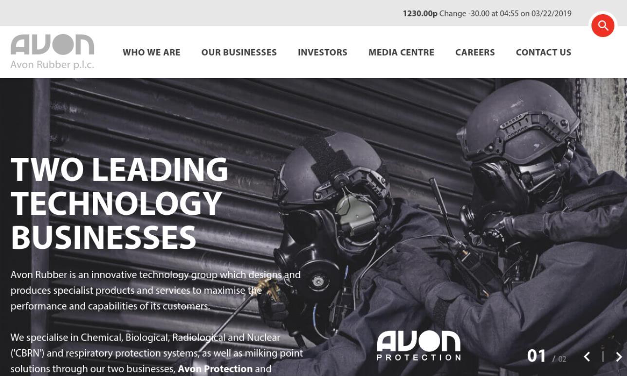 Avon Rubber Company