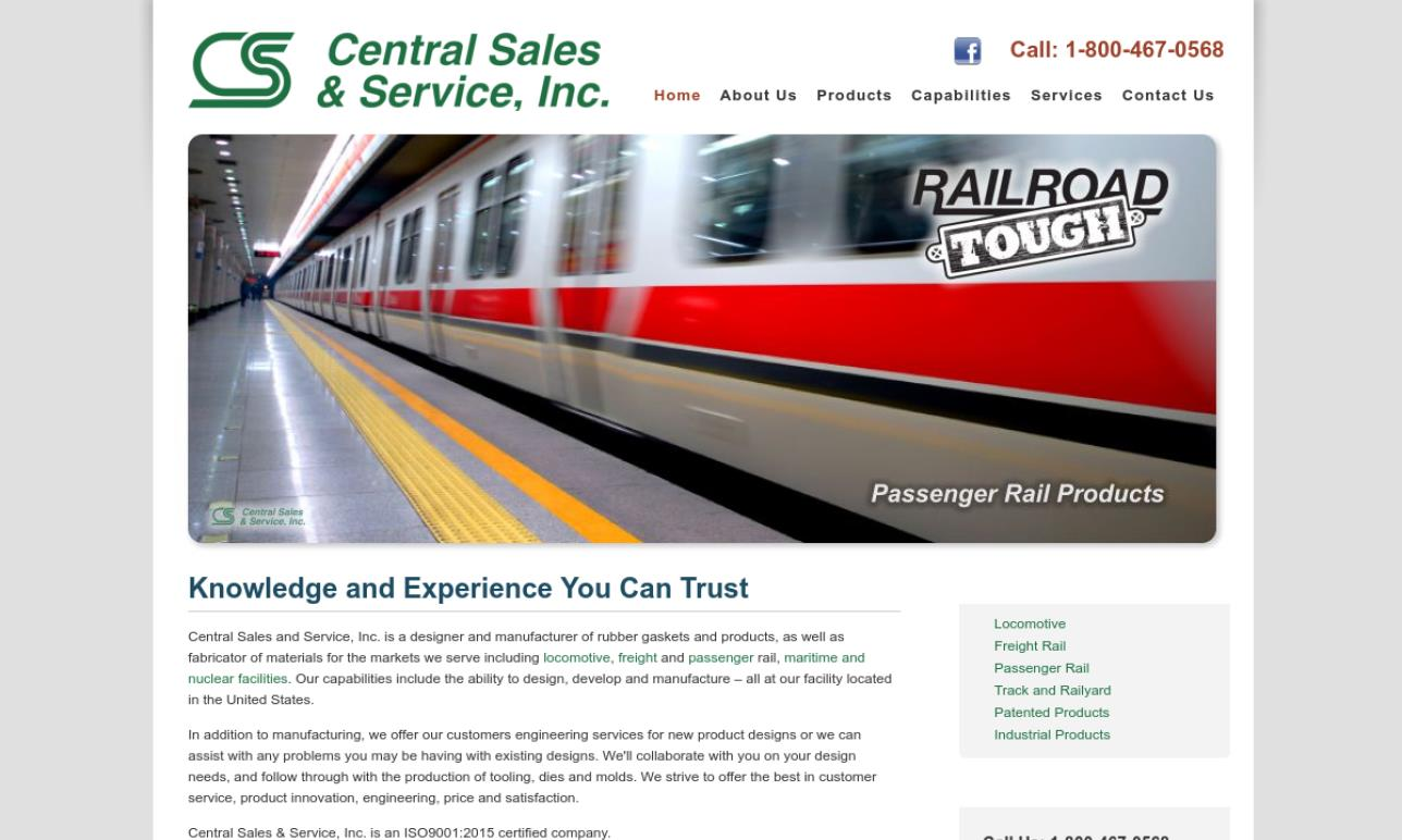 Central Sales & Service, Inc.