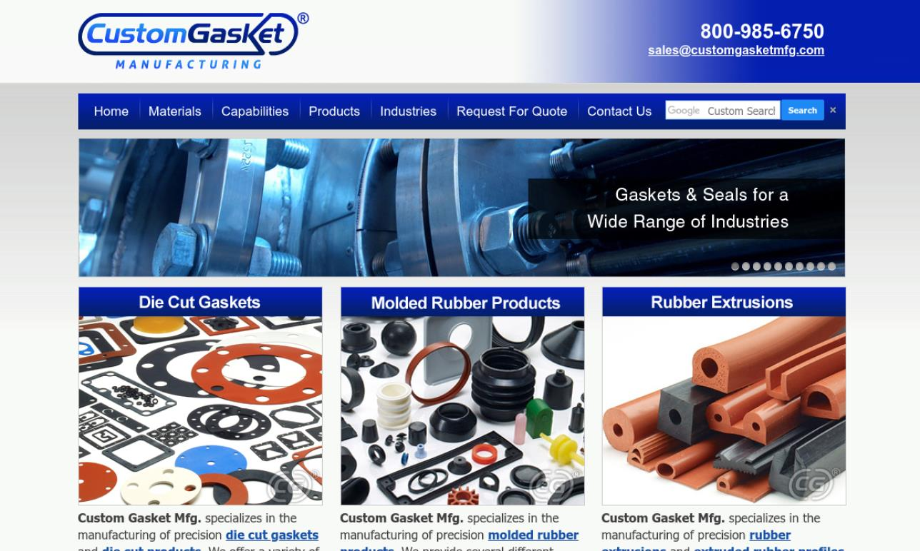 More Extruded Rubber Manufacturer Listings