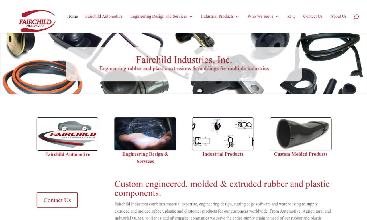 Fairchild Industries, Inc.