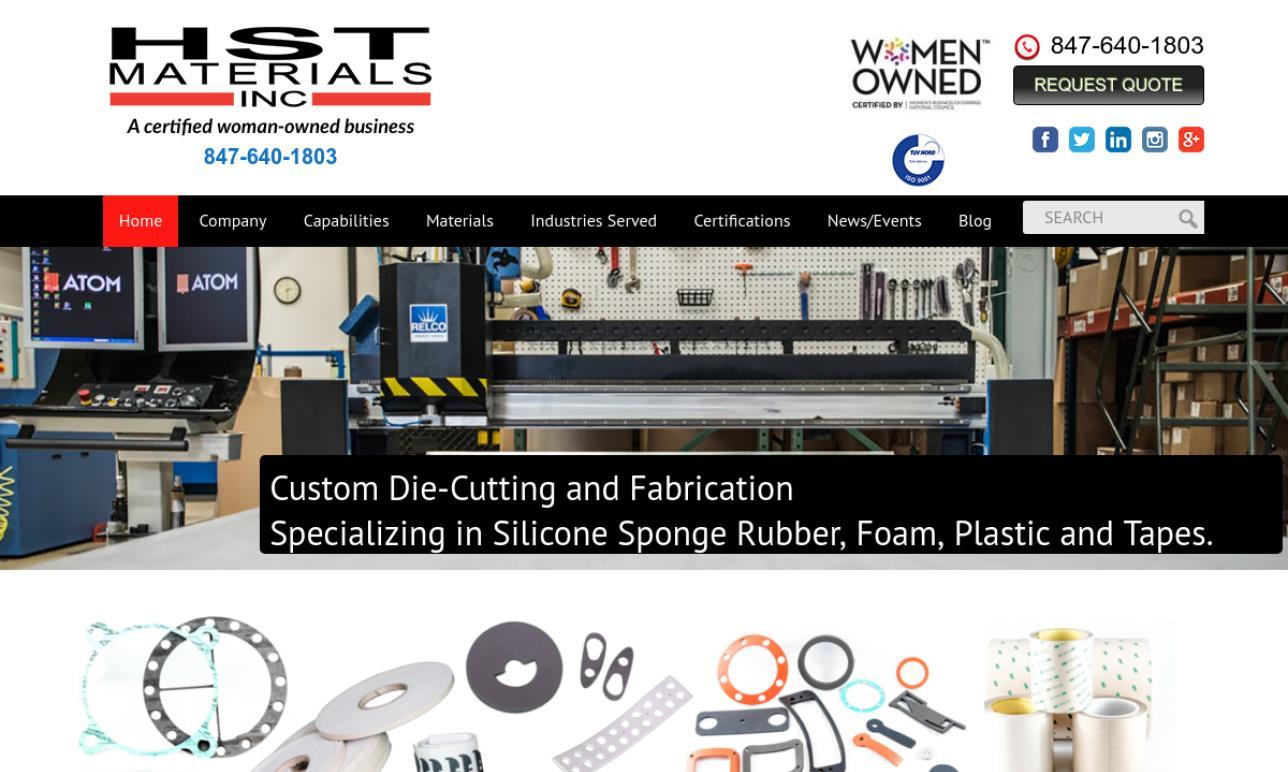 HST Materials, Inc.