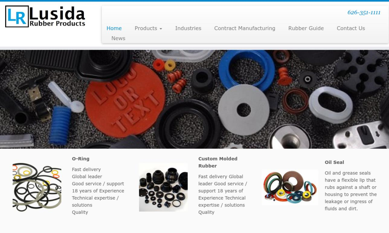 Lusida Rubber Products, Inc.
