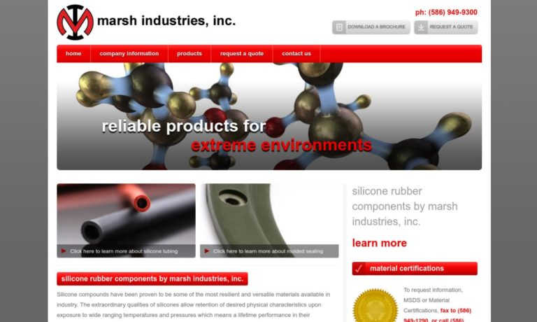 Marsh Industries, Inc.