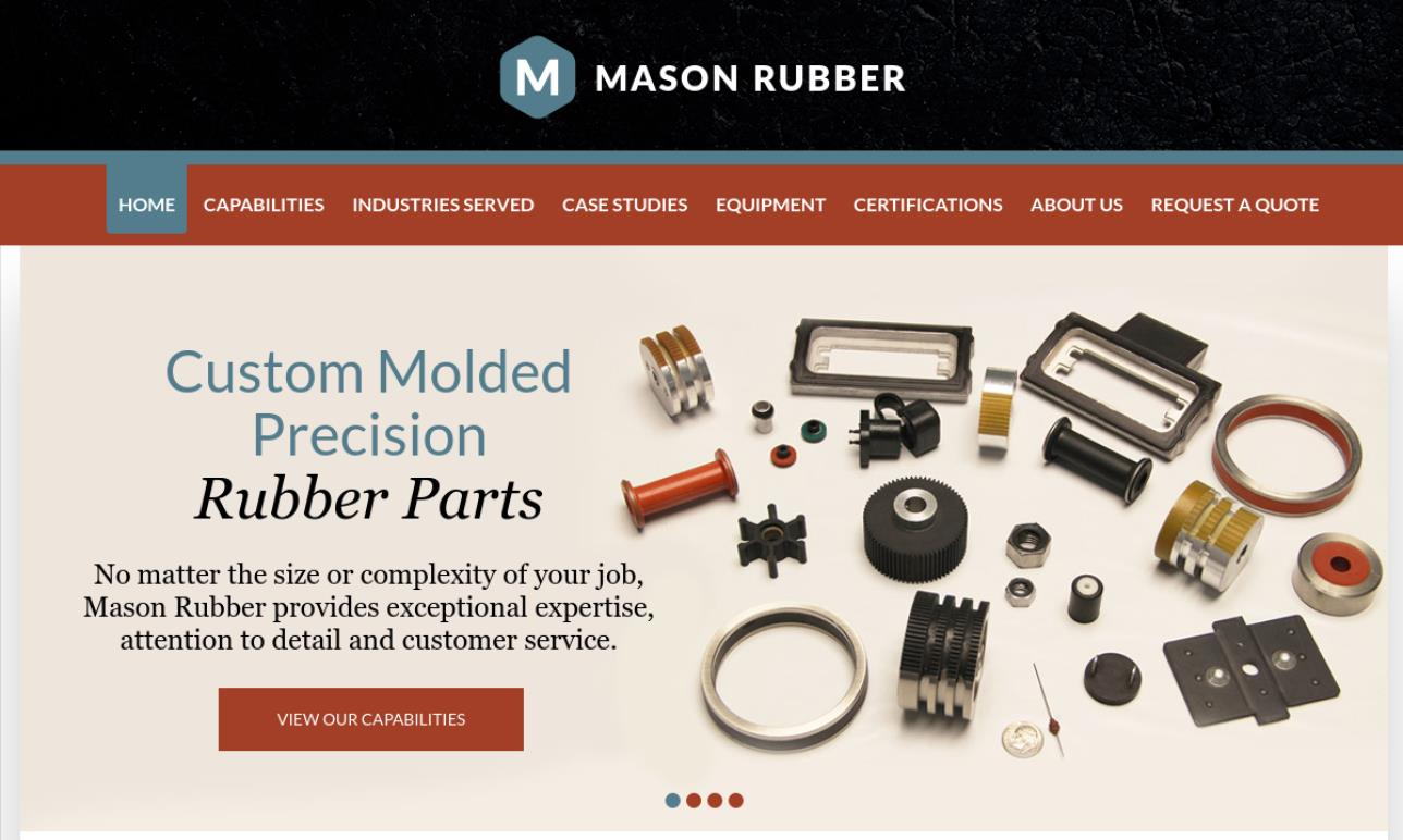 Mason Rubber Co., Inc.