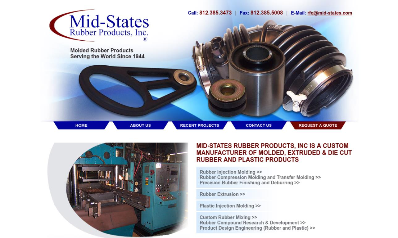 Mid-States Rubber Products, Inc.