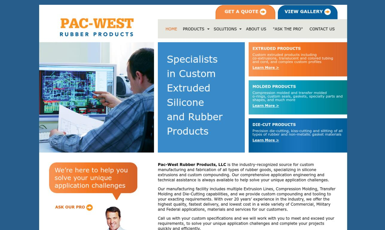 Pac-West Rubber Products LLC