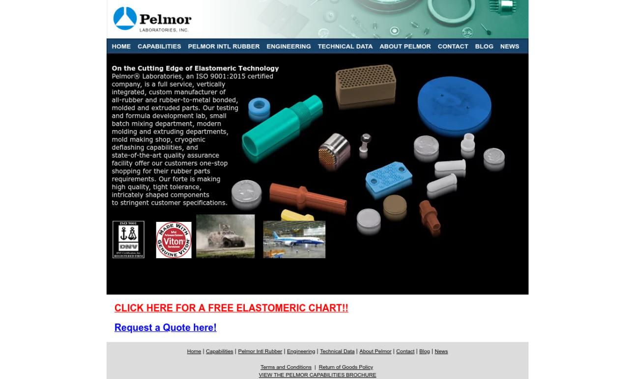 Pelmor Laboratories, Inc.