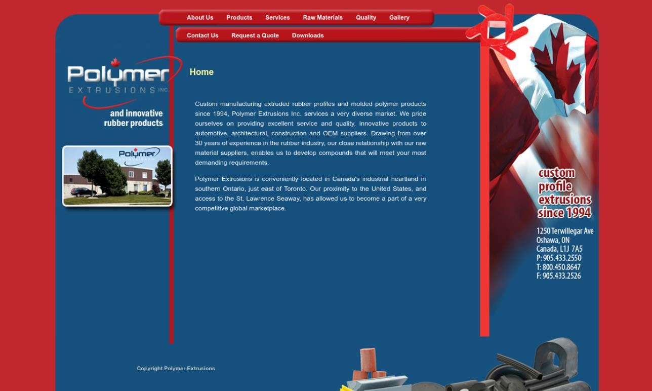 Polymer Extrusions, Inc.