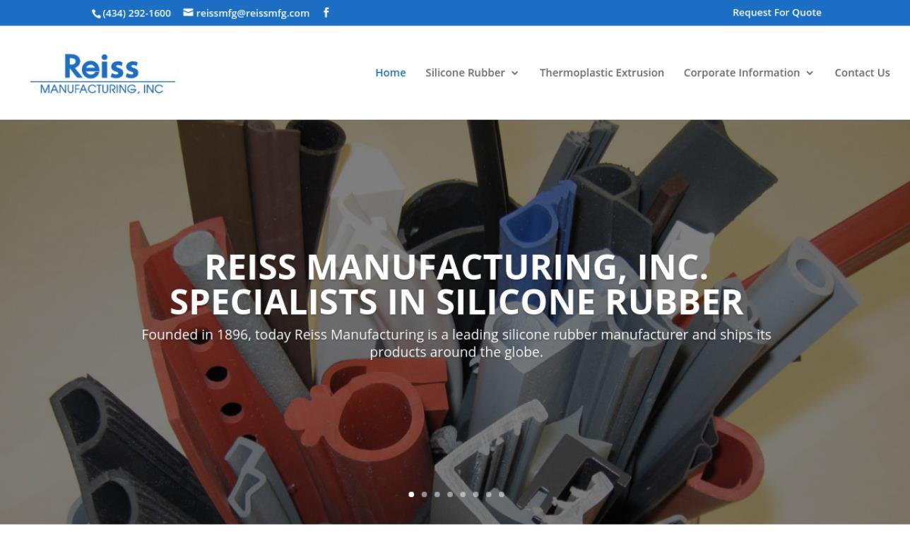 Reiss Manufacturing, Inc.