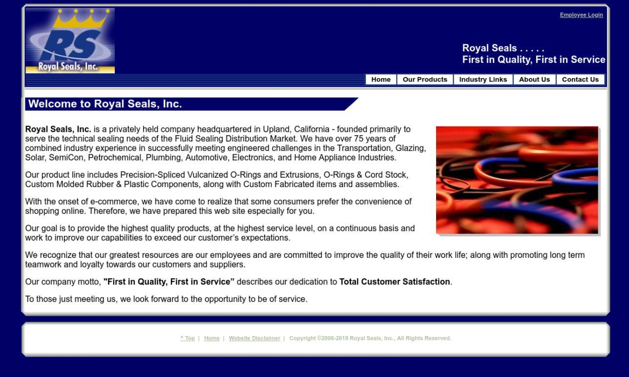 Royal Seals, Inc.