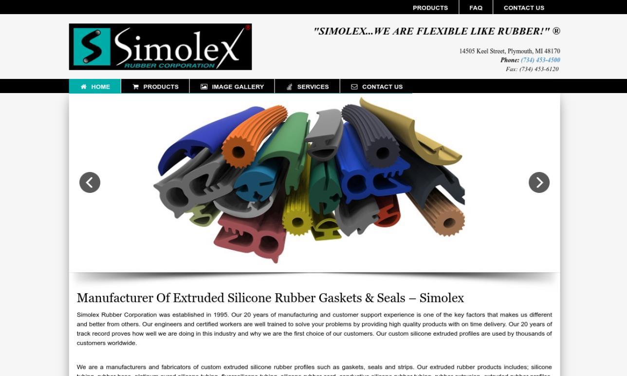 Simolex Rubber Corporation