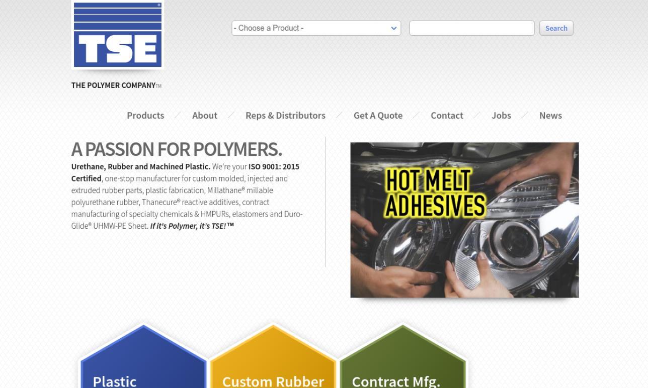 TSE Industries, Inc.