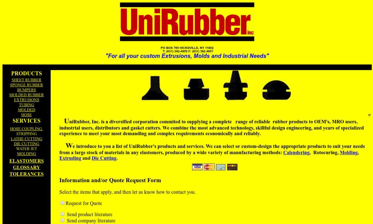 UniRubber Inc.